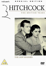 DVD:THE LADY VANISHES - NEW Region 2 UK