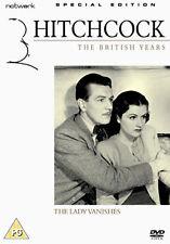 DVD:THE LADY VANISHES - NEW Region 2 UK