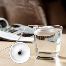 Humidifier air diffuser aroma led purifier oil ultrasonic mist usb portable esse