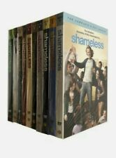 Shameless Complete Seasons 1-10 DVD Series 1 2 3 4 5 6 7 8 9 10 Set NEW USA
