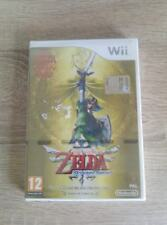 THE LEGEND OF ZELDA SKYWARD SWORD WII WIIU WU NINTENDO SIGILLATO NUOVO ITALIANO