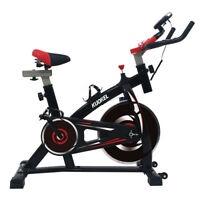 Digital Stationary Upright Cardio Exercise Bike Workout Indoor Cycling Training