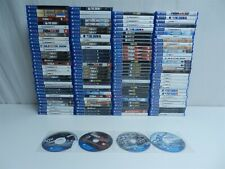Lot of 130 PlayStation PS4 Games - The Division 2, Just Cause 3, Fallout 4