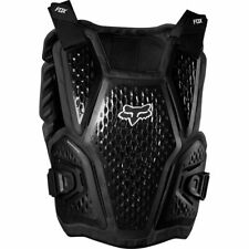 Fox 2020 Raceframe Impact Chest Protector/Roost Guard Black All Sizes