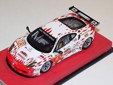 1/43 BBR Ferrari F430 GT2 24 hours of LeMans JMB Racing  2011 #83 GT2