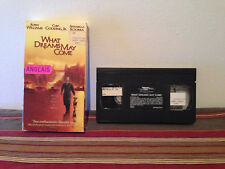 What Dreams May Come   (VHS, 2003) Tape & sleeve