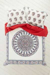 New Urban Outfitters Magical Thinking Temple Medallion Duvet Cover Twin XL $128