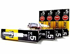 4x NGK 6466 ZÜNDKERZE BP6EF VL5 V-Line 5 NO5 NO 5