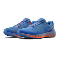 Under Armour Mens HOVR Machina Running Shoes Trainers Sneakers - Blue Orange