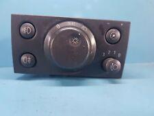 Vauxhall Opel Vectra 13230798 Foglight Headlight Control Switch Unit