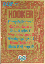 MAGAZINE OOR 1971 nr. 11 - RORY GALLAGHER/CANNED HEAT/CUBY+ BLIZZARDS/ROD ARGENT