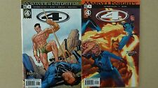 Comic Book Lot: Marvel Knights 4 issues 8-14