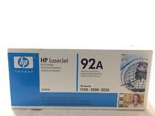 HP 92A Toner Cartridge LaserJet Black Ink (C4092A)