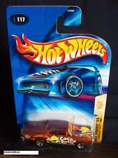 HOT WHEELS 2004 #117 -1 1967 PONTIAC GTO 5SP THAIL L04C