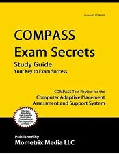 Compass Exam Secrets Study Guide: Compass Test Review for the Computer Adaptive