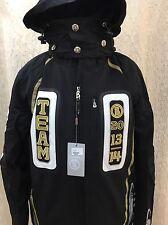 SALE!!! Bogner Team Mens Winter  Ski Jacket Size EU 52  42 US XL, NWT, black
