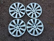 "Set of 4 New 2011 11 2012 12 2013 13 Corolla 16"" Hubcaps Wheel Covers 61159"