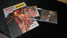 Death – Scream Bloody Gore  1993 Armando Curcio HM-18 CD + POSTER