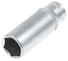 Steckschlüssel SW 13 mm 1/4 Zoll Werkzeug Kfz Stecknuß Außen Sechskant lang Nuss