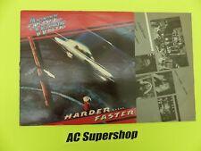 "April Wine harder faster - LP Record Vinyl Album 12"""