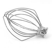 K45WW Wire Whip for Tilt-Head Stand Mixer KitchenAid Stainless Steel Egg Beater