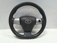 Toyota Corolla Hatch Steering Wheel 2010 Vinyl with Clock Spring (ZRE152/153R)