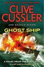 Ghost Ship: NUMA Files #12 (The NUMA Files),Clive Cussler, Graham Brown