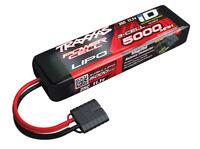Traxxas 1/10 Slash 4x4 Ultimate POWER CELL LIPO BATTERY 5000MAH 11.1V 25C 3S ID