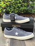 Sneakers Men's Converse One Star OX Suede Cool Grey Low Top 158476c