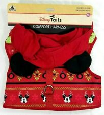 Disney Tails Mickey Mouse Holiday Costume Harness Dogs Size Xl New