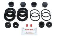 for Iveco Daily 1996-2006 FRONT L & R Brake Caliper Seal Repair Kit (4229)