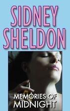 Memories of Midnight, Sidney Sheldon, 0446354678, Book, Good