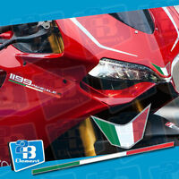 Fit For Ducati 1199 PANIGALE R Side & Nose Fairing Sticker Decal Version 2