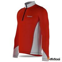 Mens Cycling Jersey New Long Sleeve Bike Top Outdoor Wear Sports Biking Shirt
