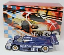 EXOTO Sauber Mercedes C9 #61 1:18 Kouros Extremely Rare Retired Model W Boxes