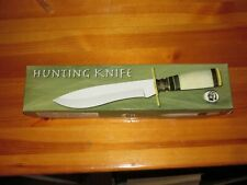 Frost Chipaway Cutlery GW-3463 BL/SB Hunting Knife Sheath Outdoors Camping Blade