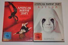 American Horror Story - Die komplette erste und zweite Season - 2 DVD-Boxen