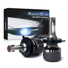 CSP LED Xprite Knight Star Q4 High Low Beam Headlight Conversion Kit H4 9003