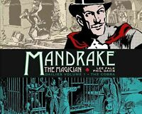 Mandrake the Magician The Dailies 1 : The Cobra: 1934-1936, Hardcover by Falk...
