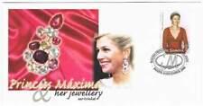 Envelop Royalty 2006 - The Gambia - Juwelen Maxima / Oorbel (roye012)