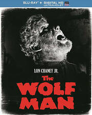 The Wolf Man (Blu-ray Disc, 2014, DOES NOT Include Digital Copy UltraViolet)