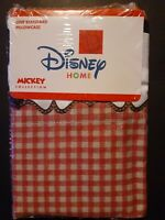 ☆☆☆ Disney Home Mickey Mouse Lil Buckaroo Standard Pillowcase NEW☆☆☆ Sealed