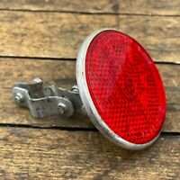 Early Font Cat Eye RR-210 Reflector Vintage Red Bicycle