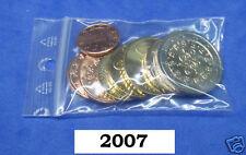 manueduc   PORTUGAL  2007   Las 8 Monedas  2 Euros Muy Raro  NUEVAS