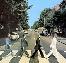 Abbey Road by The Beatles CD