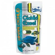 Hikari Cichlid Excel Mini 250g Cichlid Fish Food Large Tropical Discus Pleco L46