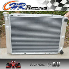 52MM ALLOY Aluminum RADIATOR for HOLDEN COMMODORE VL RB30 ET L6 AT/MT