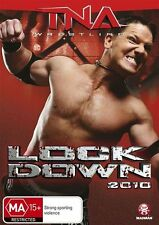 Tna Wrestling - Lockdown 2010 - Every Match Inside the Steel Cage DVD R4 NEW