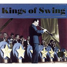 Kings of Swing Intersound Box Various Artists 4 CD Disc Set 1994 Goodman Miller