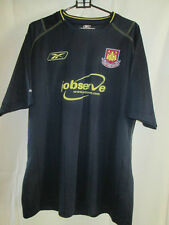 "West Ham United 2003-2004 Away Football Shirt Size 38""-40"" /16268"